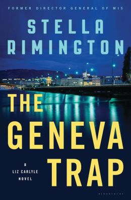 The Geneva Trap (Liz Carlyle Series #7)