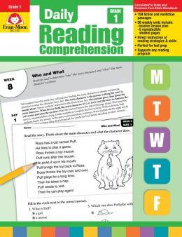 Daily Reading Comprehension: Grade 1