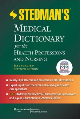 Stedman's Medical Dictionary for Health, Illustrated - With CD