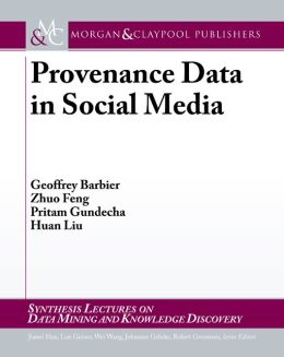 Provenance Data in Social Media