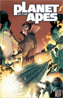 Planet of the Apes, Volume 3: Children of Fire