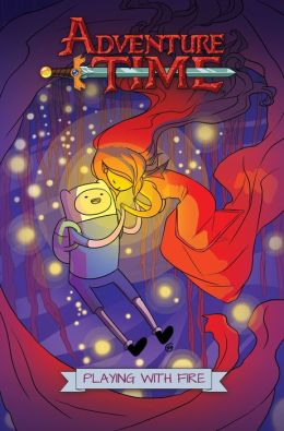 Adventure Time Vol. 1 Playing With Fire Original Graphic Novel