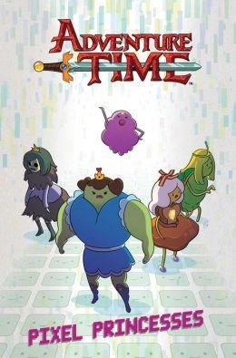 Adventure Time, Volume 2: Pixel Princesses