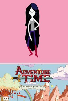 Adventure Time Vol. 3 Mathematical Edition