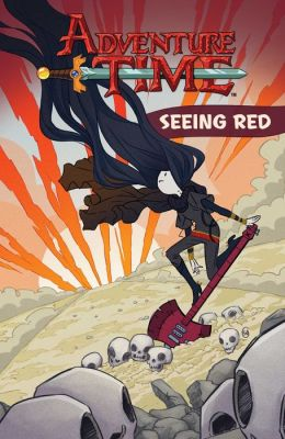 Adventure Time, Volume 3: Seeing Red