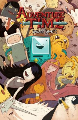 Adventure Time Sugary Shorts Volume 1