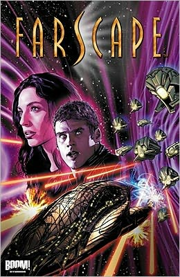 Farscape Volume 7: WAR FOR THE UNCHARTED TERRITORIES PART 1