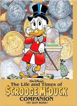 Life and Times of Scrooge Mcduck Companion