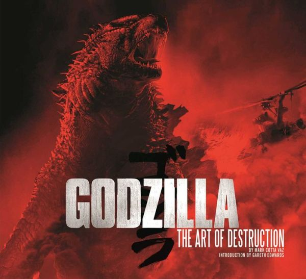 Godzilla: The Art of Destruction