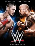 Book Cover Image. Title: WWE:  The Ultimate Poster Collection: 40 Removable Posters, Author: WWE