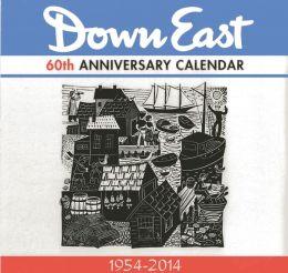 2014 60th Anniversary Wall Calendar