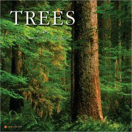2011 Trees Wall Calendar