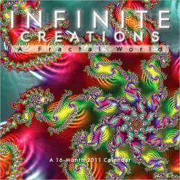 2011 Infinite Creations Wall Calendar