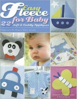 Easy Fleece for Baby (Leisure Arts #5289)