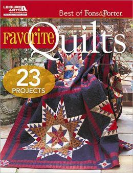 Best of Fons & Porter: Favorite Quilts