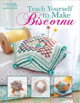 Teach Yourself To Make Biscornu