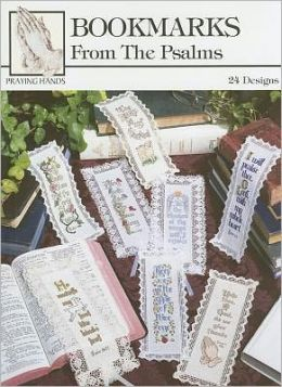 Bookmarks From the Psalm (Leisure Arts #24012)