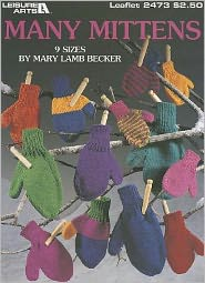 Many Mittens (Leisure Arts #2473)