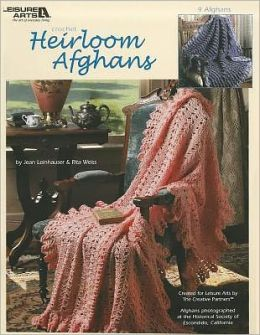 Heirloom Afghans (Leisure Arts #3695)