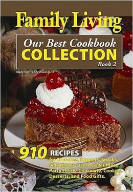 Our Best Cookbook Collection 2 (Leisure Arts #75369): Our Best Cookbook Collection 2
