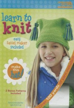 Learn to Knit: Hat Kit
