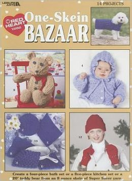 One Skein Bazaar (Leisure Arts #2954)