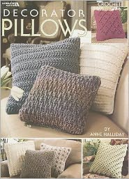 Decorator Pillows (Leisure Arts #3248)