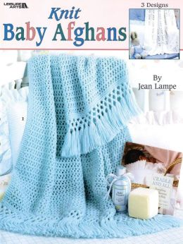 Knit Baby Afghans (Leisure Arts #2316)