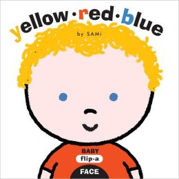 Flip-A-Face Series: Yellow Red Blue