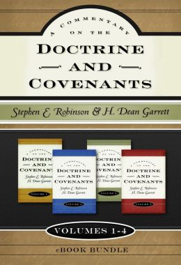 A Commentary on the Doctrine and Covenants Set: Volumes 1-4