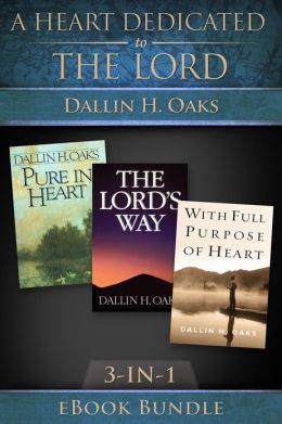 A Heart Dedicated to the Lord: 3-in-1 eBook Bundle: 3-in-one eBook Bundle