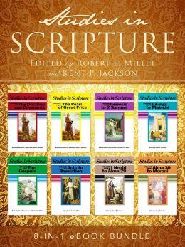 Studies in Scripture Complete Set: 8-in-1 eBook Bundle