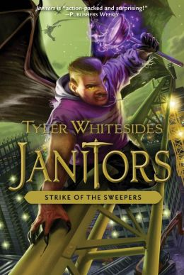 Janitors #4: Strike of the Sweepers