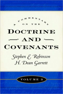 Commentary on the Doctrine and Covenants, v3