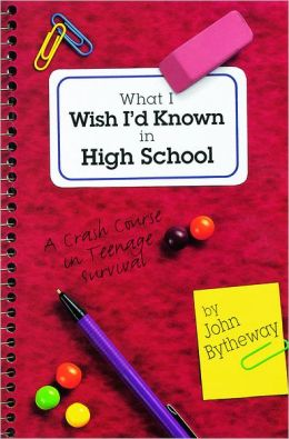 What I Wish I'd Known in High School: Crash Course