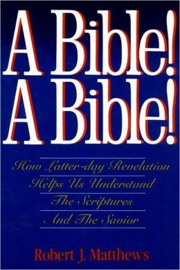 A Bible! A Bible!