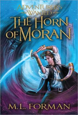 The Horn of Moran (Adventurers Wanted Series #2)