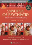 Book Cover Image. Title: Kaplan and Sadock's Synopsis of Psychiatry:  Behavorial Sciences/Clinical Psychiatry, Author: Benjamin J. Sadock