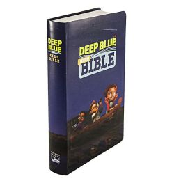 CEB Common English Bible Deep Blue Kids Bible ImageFlex Cover: Diving Deep into God's Word