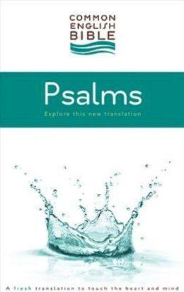 CEB Common English Bible Psalms - eBook [ePub]