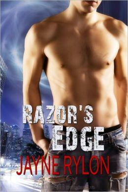 Razor's Edge (Men in Blue Series)