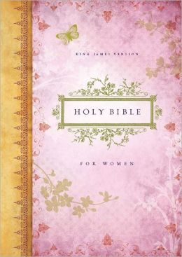 Women's Bible - KJV - Lavender