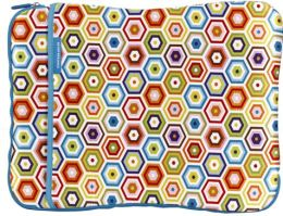 Jonathan Adler Honeycomb Laptop Sleeve