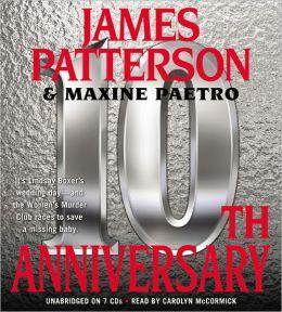 10th Anniversary (Women's Murder Club Series #10)