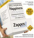 Book Cover Image. Title: Delivering Happiness:  A Path to Profits, Passion, and Purpose, Author: Tony Hsieh