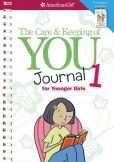 Book Cover Image. Title: The Care and Keeping of You Journal (Revised):  for Younger Girls, Author: Carrie Anton