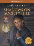 Book Cover Image. Title: Shadows on Society Hill, Author: Evelyn Coleman