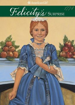 Felicity's Surprise: A Christmas Story (American Girls Collection Series: Felicity #3)