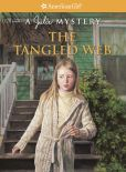 Book Cover Image. Title: The Tangled Web:  A Julie Mystery (American Girl Mysteries Series), Author: Kathryn Reiss