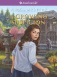 Book Cover Image. Title: A Growing Suspicion:  A Rebecca Mystery (American Girl Mysteries Series), Author: Jacqueline Dembar Greene